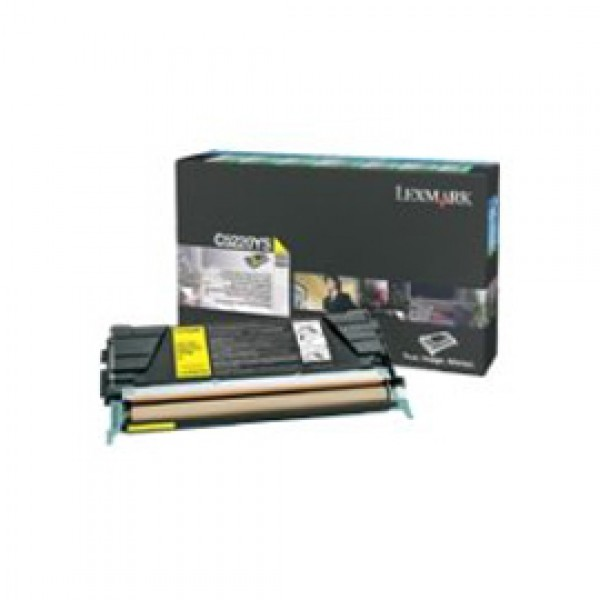 TONER RETURN PROGRAM GIALLO C530